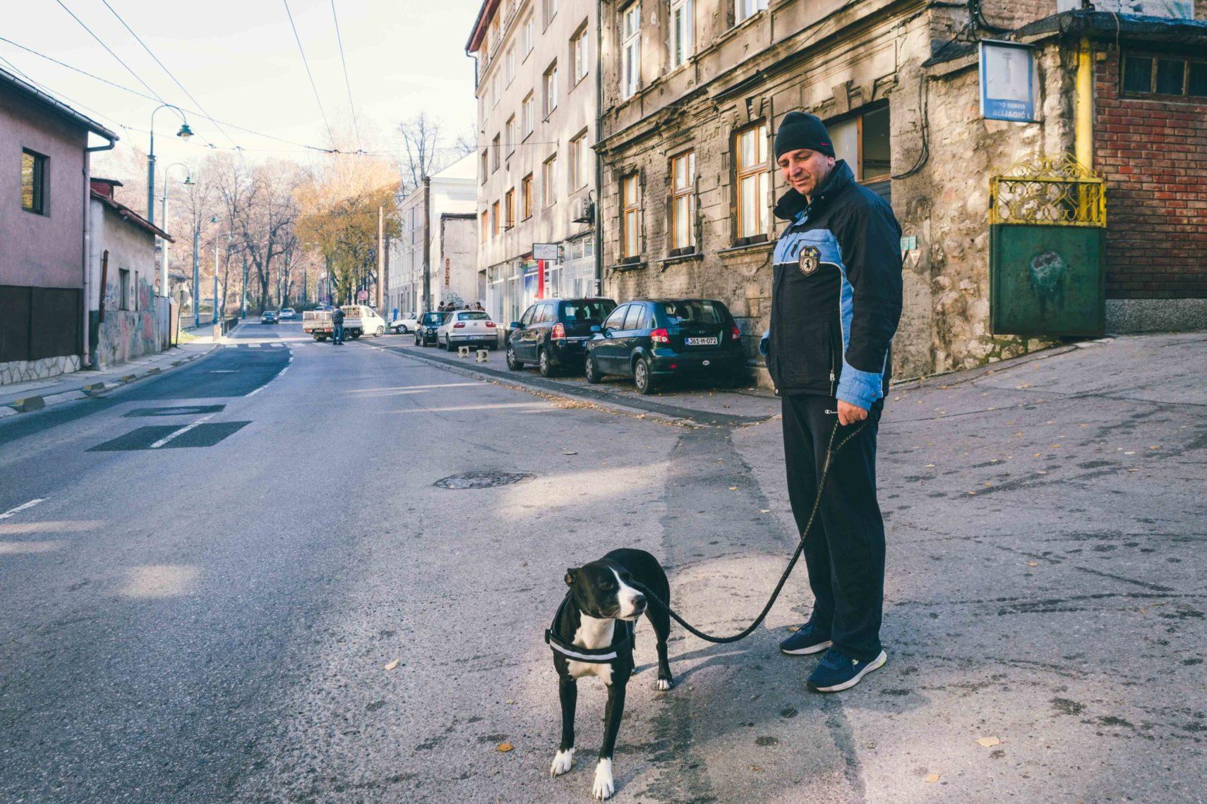Photo Series Daily Lives Sarajevo People Of Sarajevo Sacha Jennis