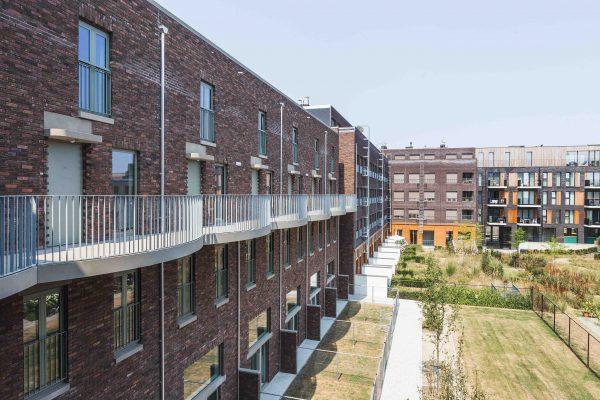 Woonhaven Antwerpen Eilandje Portostraat