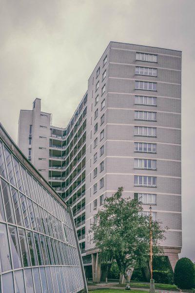 Braemblokken Kiel Architectuur Renaat Braem ©Sacha Jennis