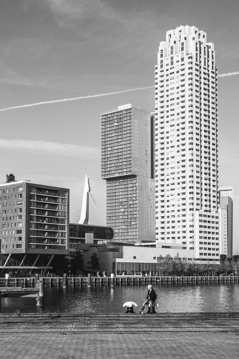 gebouw rotterdam, architectuur stad, cityscape