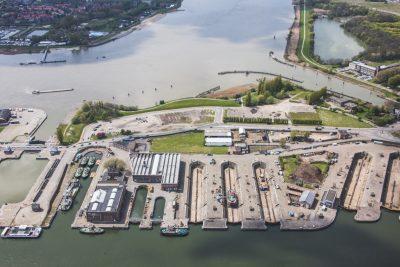 droogdokken reparatie schepen haven van antwerpen