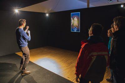 Expo Mens en Machine in De Warande 2016