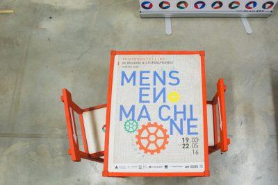 expo mens en machine in de warande