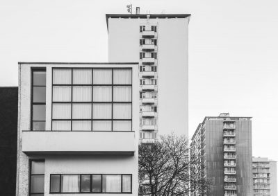 Architectuur Le Corbusier Wilrijk ©Sacha Jennis